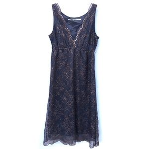 Twelfth Street by Cynthia Vincent Overlay Dress S